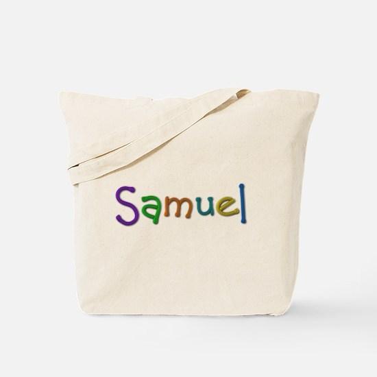 Samuel Play Clay Tote Bag