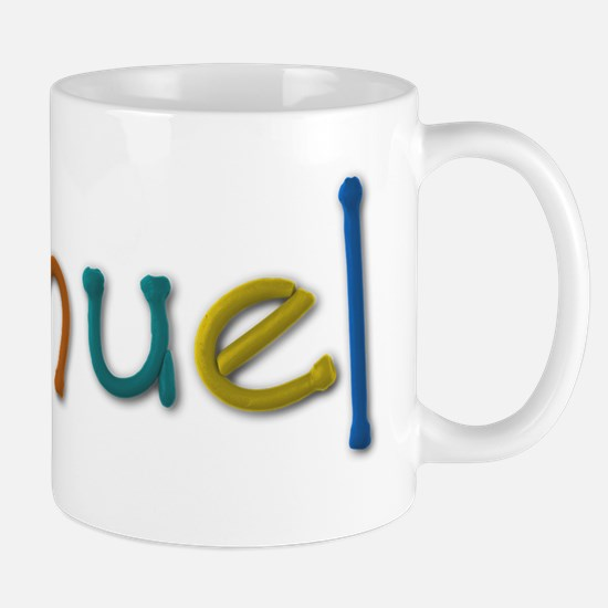 Samuel Play Clay Mug