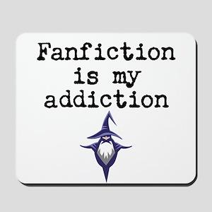 Fanfiction Mousepad