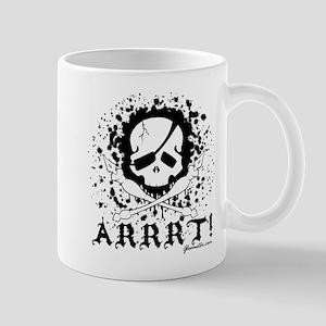 Pirate Arrrt Mug