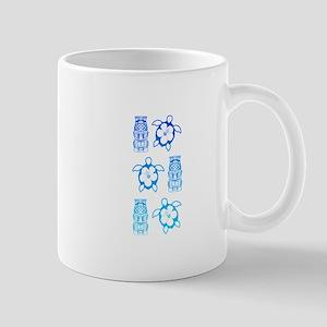 BlueHonuTikiTee Mug