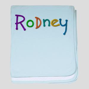 Rodney Play Clay baby blanket