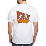 Epee Fleche White T-Shirt
