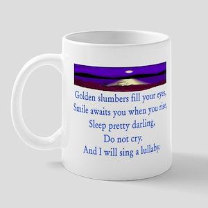 GOLDEN SLUMBERS Mug