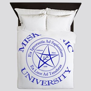 Miskatonic University Queen Duvet