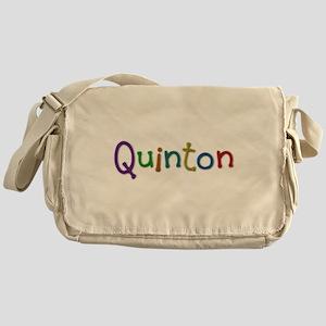 Quinton Play Clay Messenger Bag