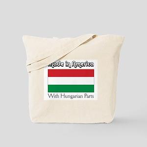 Hungarian Parts Tote Bag