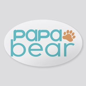 Matching Family - Papa Bear Sticker