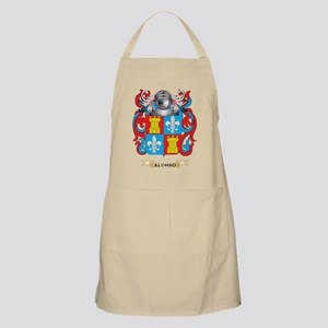 Alonso Coat of Arms Apron