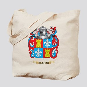 Alonzo Coat of Arms Tote Bag