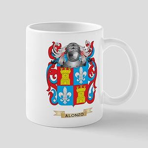 Alonzo Coat of Arms Mug