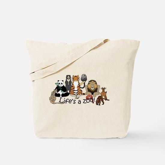 Atlanta Carnivores Tote Bag