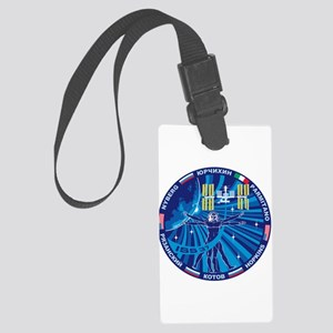 Expedition 37 Large Luggage Tag