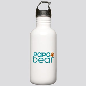 Matching Family - Papa Bear Water Bottle