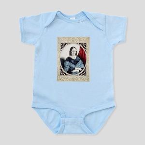 Mrs. J.K. Polk - 1846 Infant Bodysuit