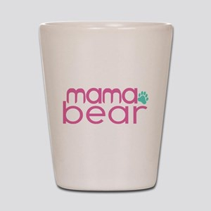 Mama Bear - Family Matching Shot Glass