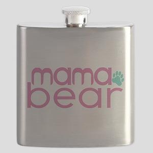 Mama Bear - Family Matching Flask