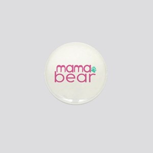 Mama Bear - Family Matching Mini Button
