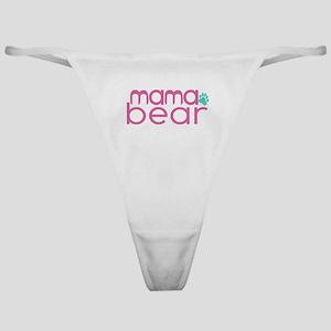 Mama Bear - Family Matching Classic Thong