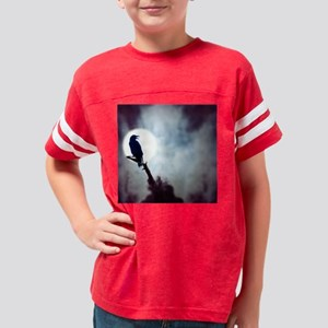 Raven Youth Football Shirt