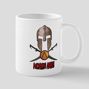 Spartan Molon Labe Mugs