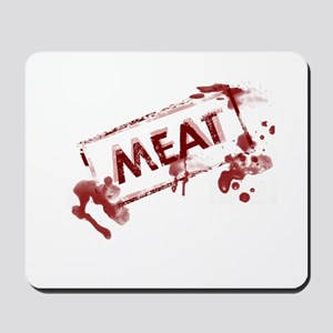 meatshirt copy Mousepad