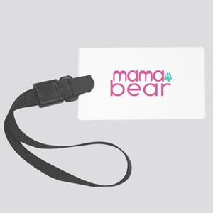 Mama Bear - Family Matching Large Luggage Tag