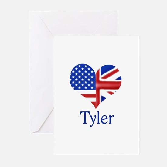 Tyler Greeting Cards (Pk of 10)