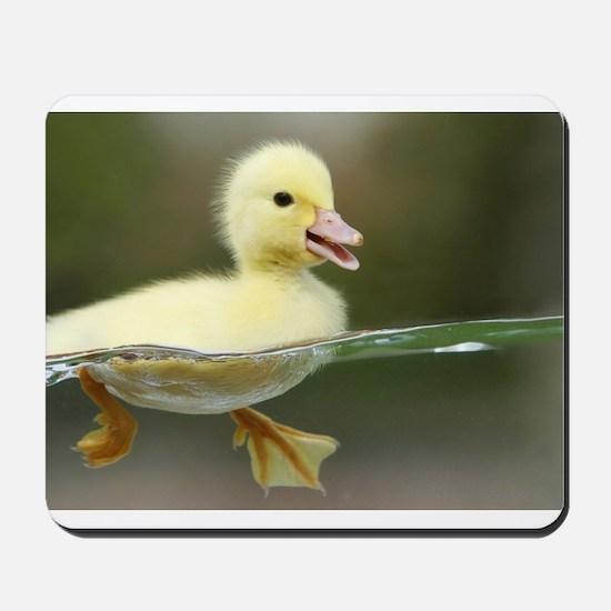 Duckling Mousepad