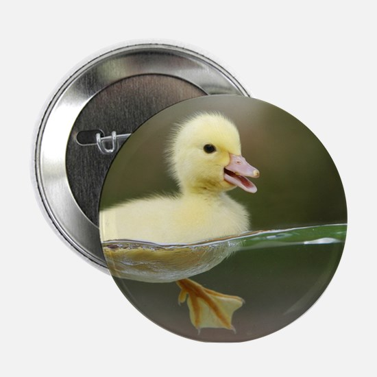"Duckling 2.25"" Button"