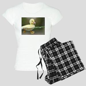 Duckling pajamas