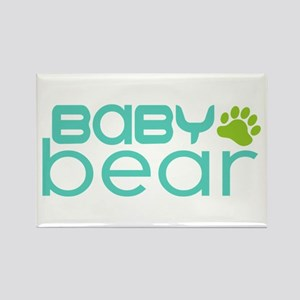 Baby Bear - Family Matching Rectangle Magnet