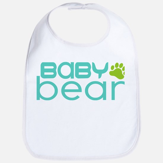 Baby Bear - family Matching Bib