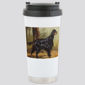 Gordon Setter Stainless Steel Travel Mug