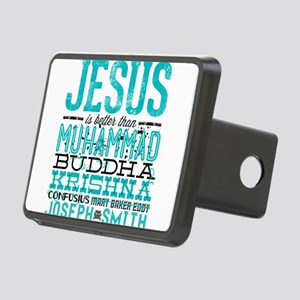 Jesus Is Better Hitch Cover