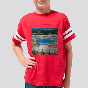 GRAND PRISMATIC SPRING Youth Football Shirt