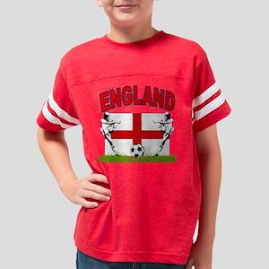 5-england Youth Football Shirt
