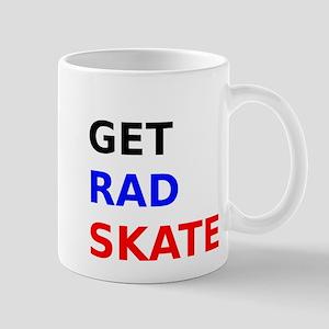 Get Rad Skate Mug