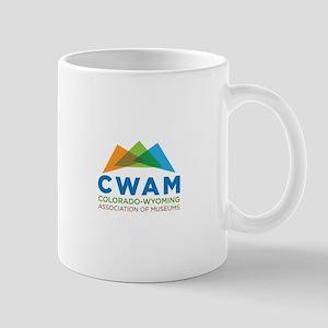 New CWAM Logo Mug