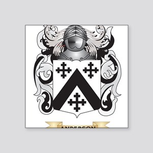 Anderson Coat of Arms Sticker