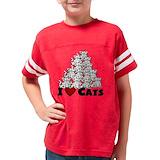Cat Football Shirt