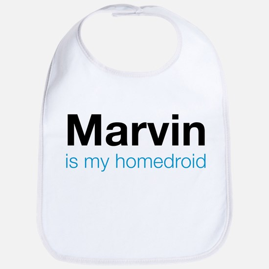 Marvin is my Homedroid Bib