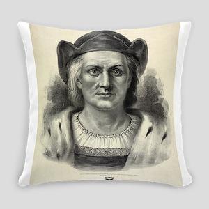 Christopher Columbus 2 - 1892 Everyday Pillow