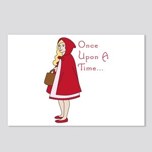 Once Upon A Time... Postcards (Package of 8)