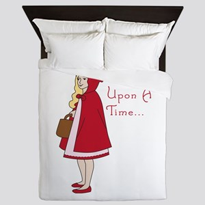 Once Upon A Time... Queen Duvet