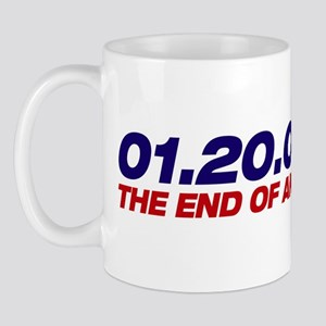01.20.09 - The End of an Erro Mug