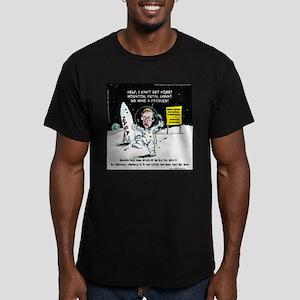 Edward Snowden, Astronaut T-Shirt