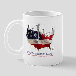 Sculpt America! Mug
