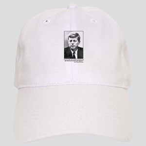 JFK Inaugural Quote Cap