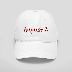 August 2 Cap